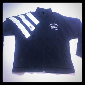Vintage Adidas Equipment Soccer Warmup Jacket